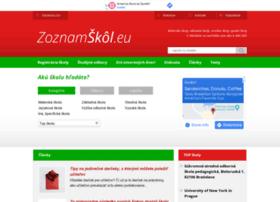 zoznamskol.eu