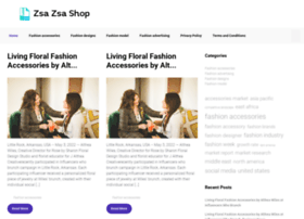 zsazsashop.com