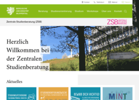 zsb.uni-wuppertal.de