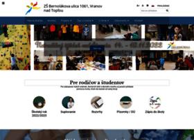 zsbervv.edupage.org