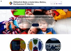 zshurbanova.sk