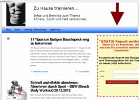 zu-hause-trainieren.de