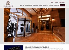 zubarahhotels.com
