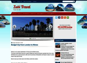 zubitravel.com