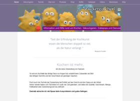 zuckergoscherl.com