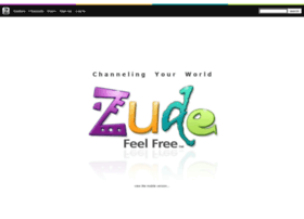 zude.com