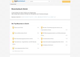 zuerich.stadtbranchenbuch.ch