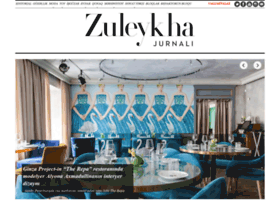 zuleykhamagazine.com