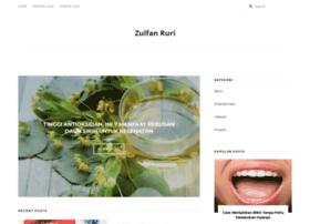 zulfanruri.com