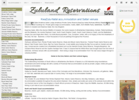 zululandreservations.co.za
