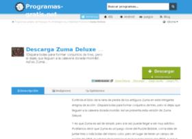 zuma-deluxe.programas-gratis.net