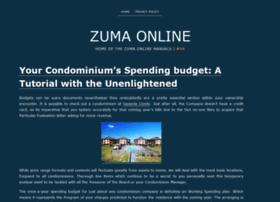 zumaonline.net