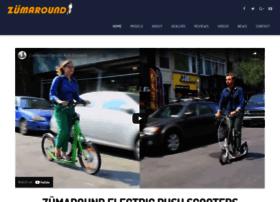 zumaround.com