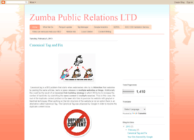 zumbaprs.blogspot.com