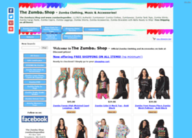 zumbashoponline.com
