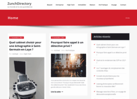 zunchdirectory.com