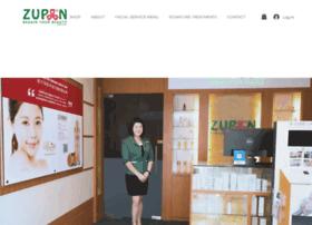 zuponbeauty.com