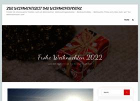 zur-weihnachtszeit.com