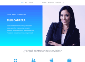 zuricabrera.com