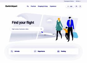 zurich-airport.com