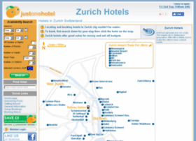 zurich-hotels.co.uk