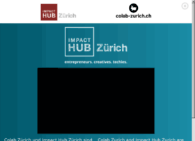 zurich.the-hub.net