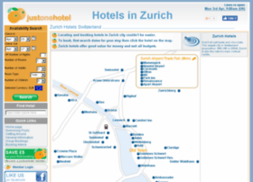 zurichhotels.co.uk