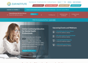 zurinstitute.com