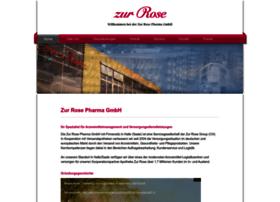 zurrose-pharma.com