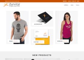 zurvitagear.com