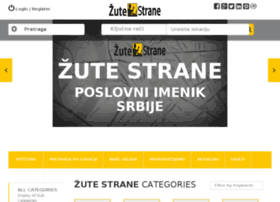 zute-strane.rs
