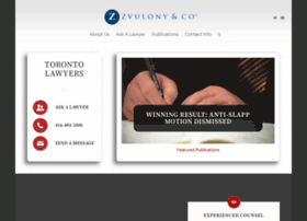 zvulony.com