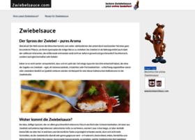 zwiebelsauce.com