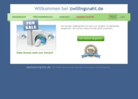 zwillingsnaht.de