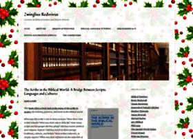 zwingliusredivivus.wordpress.com