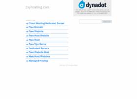 zxyhosting.com