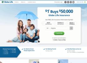 zy0u.globelifeinsurance.com