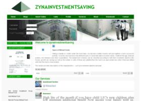 zynainvestmentsaving.com