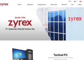zyrex.com