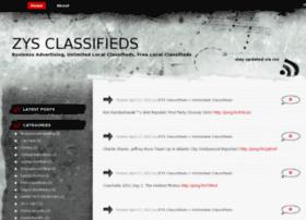 zysclassifieds.wordpress.com