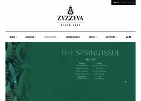 zyzzyva.org